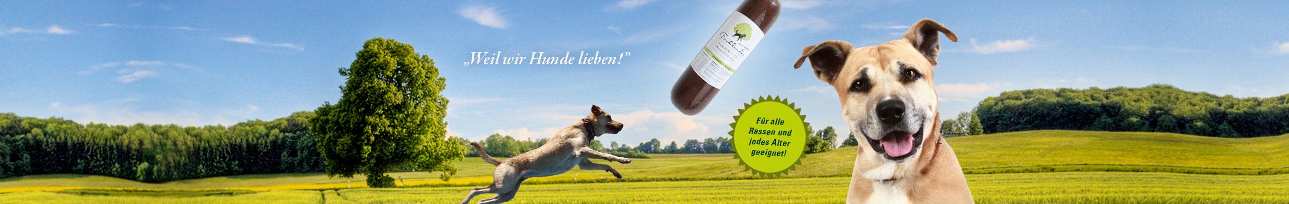 Frohlinder.de Hundenahrung